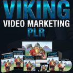 Viking PLR Video Marketing By Steven Alvey Review – Get Awesome Collection Of Internet Marketing Related Plr Packages Each Including A Free Report, An Ebook, And A Video Course. These Packages Come With Full Private Label Rights And Can Be Rebranded If You So Choose
